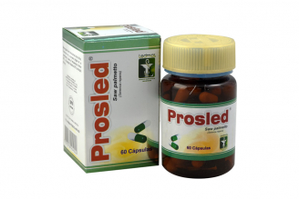 Prosled Caja Con Frasco Con 60 Cápsulas Rx