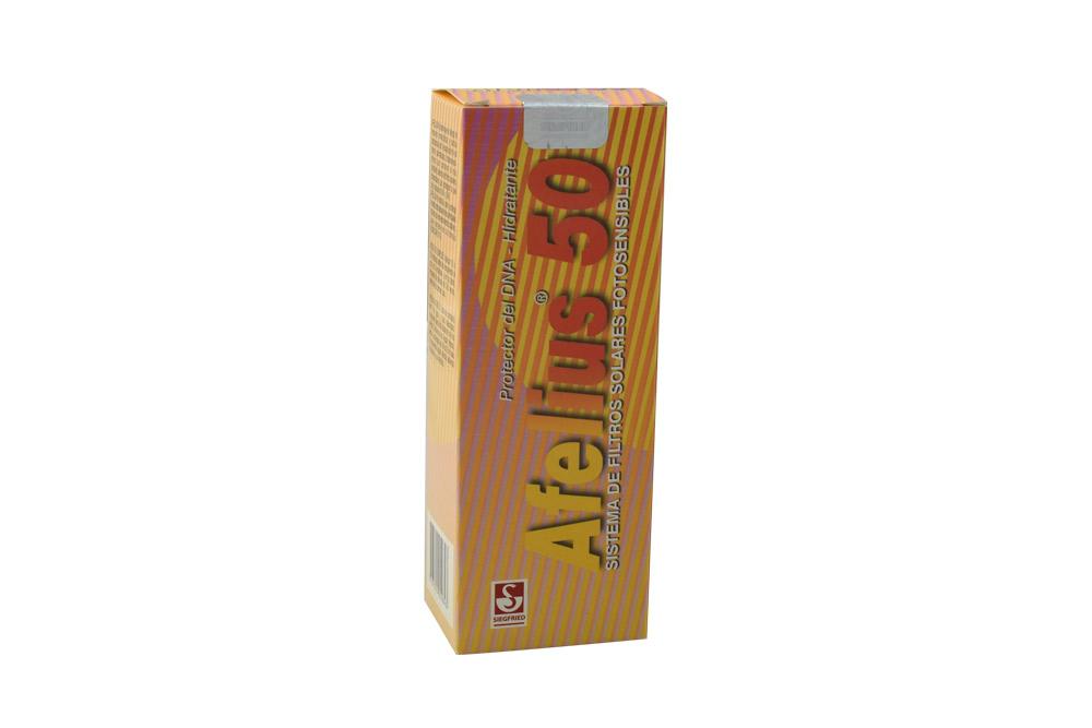 Afelius 50 En Emulsión Caja Con Tubo Con 60 g