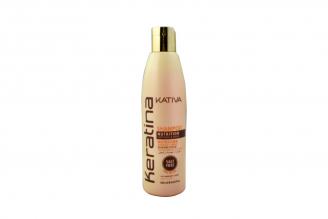 Shampoo Kativa Keratina Nutrition Frasco Con 250 mL