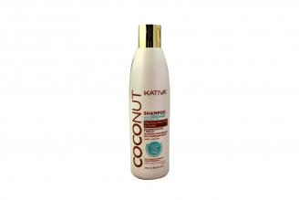 Shampoo Kativa Coconut Organic Frasco Con 250 mL