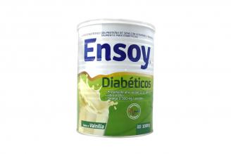 Ensoy Diabéticos Polvo Saborizado Tarro Con 1000 g