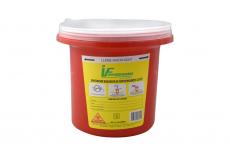 Contenedor Biólogico De Material Cortopurzante Capacidad 1.5 Litros Unidad