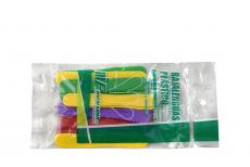 Baja Lenguas Plástico Bolsa x 20 Unidades