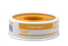 Leukopor Esparadrapo Microporoso Empaque Con 1 Unidad - Color Piel