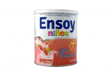 Ensoy Niños Polvo Tarro Con 400 g - Sabor Fresa