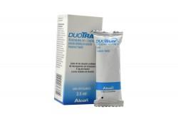 Duotrav Solución Oftalmica 40 mcg / 5 mg Caja Con Frasco Con 2.5 mL Rx