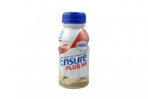 Ensure Plus HN Frasco Con 237 mL – Sabor Vainilla