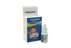 Chiquident Gotas 5.50 mg Caja Con Frasco Con 10 mL