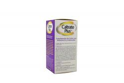 Caltrate Plus M Caja Con Frasco Con 60 Tabletas - Complemento De Calcio