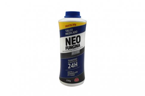 Neofungina Polvo Frasco Con 230 g