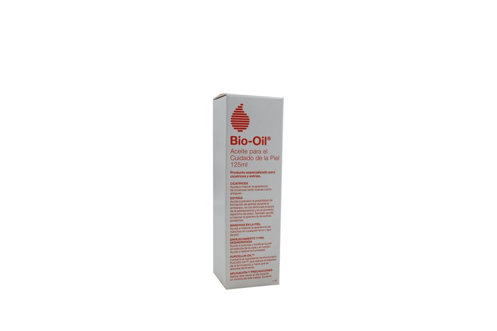 Bio-Oil Aceite Facial Y Corporal Caja Con Frasco Con 125 mL