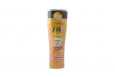 Shampoo 3D Acción Total  Rizos Totally Curly Seco Frasco Con 400 mL