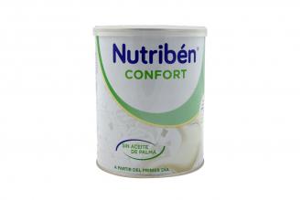 Nutriben Confort Sin Aceite De Palma Tarro Con 400 g