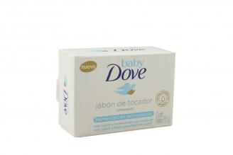 Jabón Baby Dove De Tocador Caja Con Barra Con 75 g