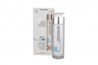 Crema Hidratante Frezyderm Moisturizing 24H Cream Caja Con Frasco Con 50 mL