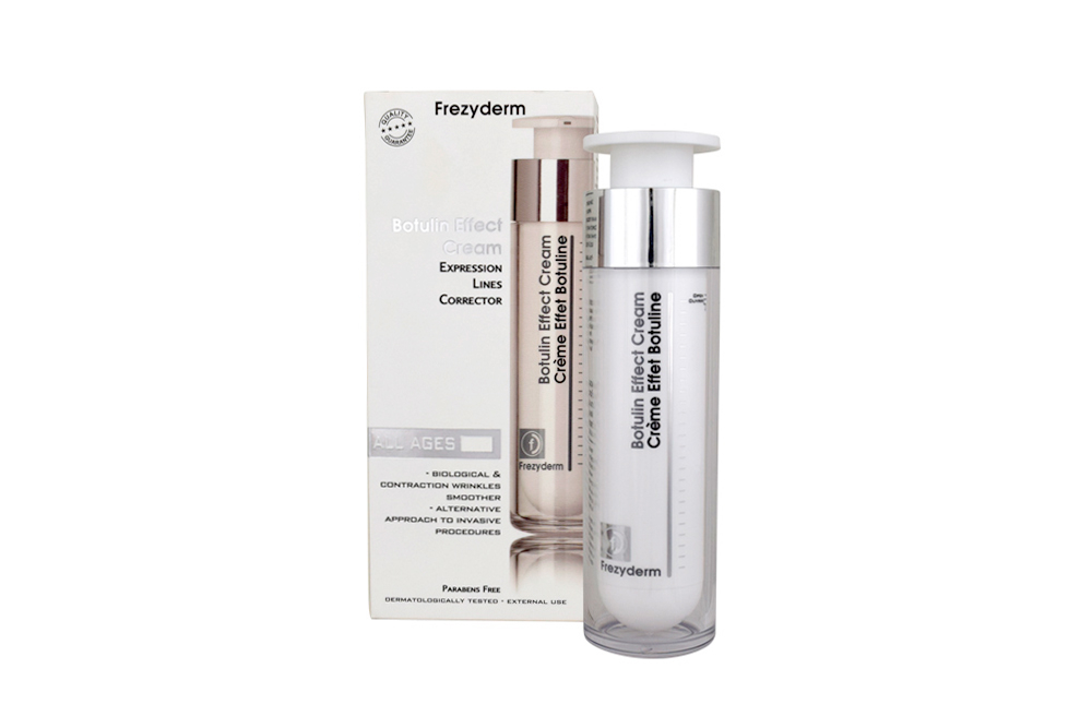 Crema Antienvejecimiento Frezyderm Botulin Effect Cream Caja Con Frasco Con 50 mL
