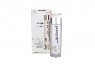 Crema Antienvejecimiento Frezyderm Night Force A + E Cream Caja Con Frasco Con 50 mL