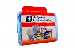 Botiquín De Primeros Auxilios Caja Plástica Promedical Kit