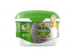 Similac 2 Prosensive Empaque Reutilizable Con 1 Bolsa Con 350 g