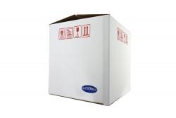 Kit Caja Térmica + Gel Refrigerante Para Cadena De Frío