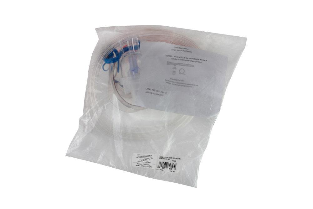 Nebulizador Roscoe Medical Kit Con 3 Piezas