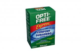 Solución Desinfectante Opti-Free Lentes De Contacto Frasco Con 60 mL