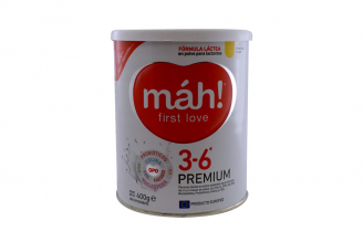 Máh First Love Tarro Con 400 g