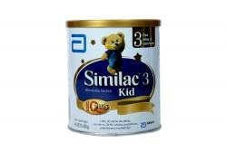 Similac 3 Kid +Dha+Probioticos Tarro Con 400 g