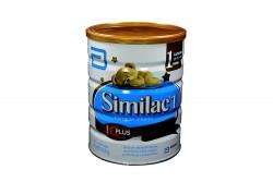 Similac 1 IQ Plus + Hierro + Probioticos Fórmula Para Lactantes Tarro Con 850 g