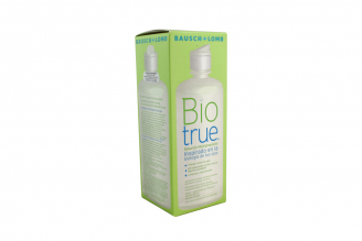 Solucion Multiproposito Bio True Caja Con Frasco Con 300 mL
