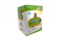 Similac 2 Iq Plus  Hierro + Dha Bolsa Con 1400 g