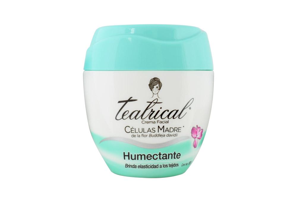 Crema Facial Teatrical Células Madre Pote Con 100 g