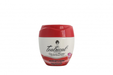 Crema Facial Teatrical Células Madre Antiarrugas Pote Con 100 g