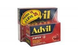 Advil Ultra Caja Con 16 Cápsulas