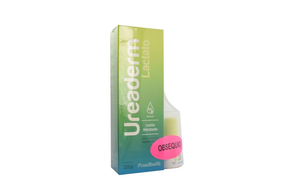EUreaderm Lactato Caja Con Frasco Con 225 g