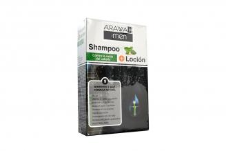 Arawak Shampoo Control Caída For Men Frasco Con 200 mL+ Loción Capilar Con 120 mL