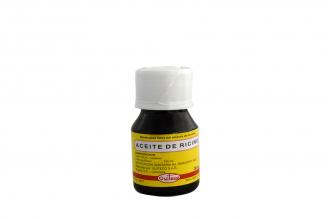 Aceite De Ricino Quiteco Frasco Con 30 mL
