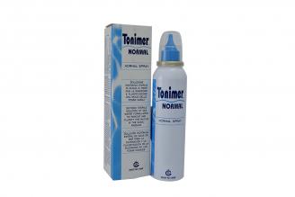 Agua De Mar Tonimer Isotónica Frasco Con 125 mL