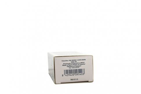 Foto Ultra 100 ISDIN Active Unify SPF 50 + Caja Con Frasco Con 50 mL