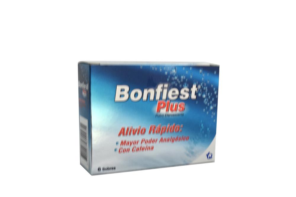 Bonfiest Lua Plus Caja Con 6 Sobres