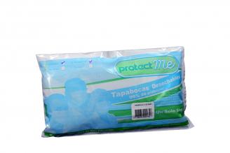 Tapabocas Protect-Me Empaque Con 1 Unidad