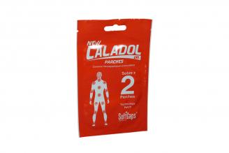 New Caladol Gel Parche Bolsa Con 1 Unidad