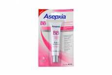 Asepxia Bb Maquillaje Líquido Empaque Con Tubo Con 30 mL