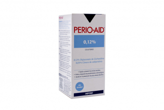 Enjuague Bucal Period Aid 0.12 % Caja Con Frasco Con 150 mL