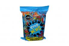 Pañitos Húmedos Pequeñín Fresh - Kid's Paquete Con 50 Unidades – Aroma Sandía Explosiva