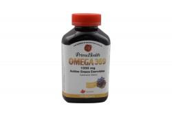Omega 3-6-9 1200 mg Frasco Con 100 Cápsulas