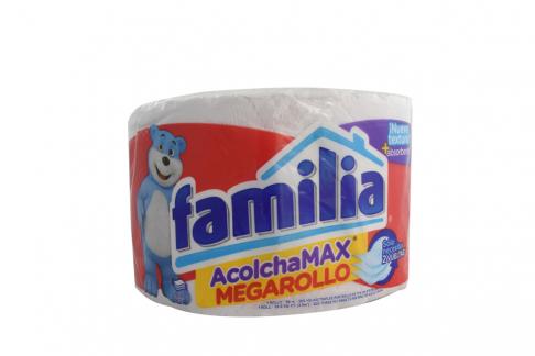 Familia AcolchaMax Megarollo Empaque Con 1 Unidad
