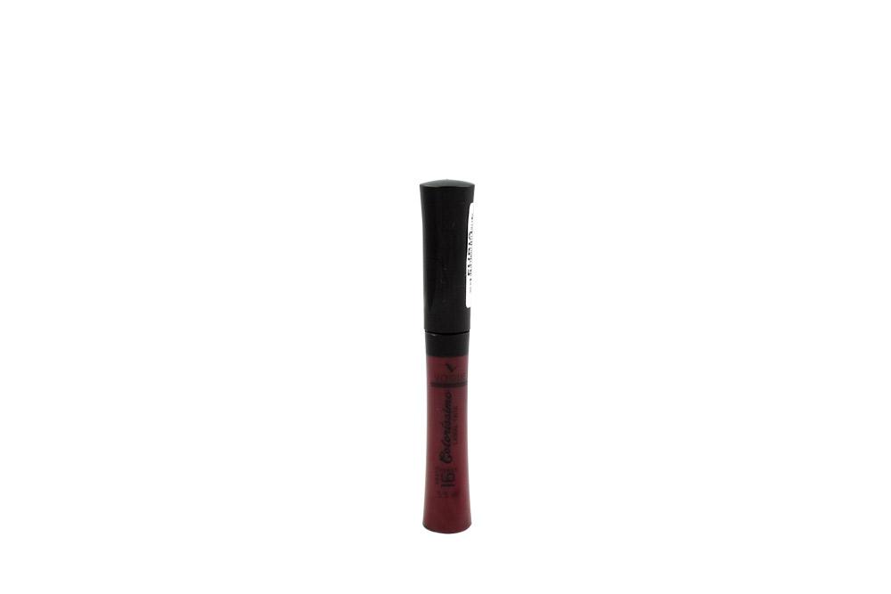 Labial Líquido Vogue Coloríssimo Tubo Con 5.5 mL - Tono Furia