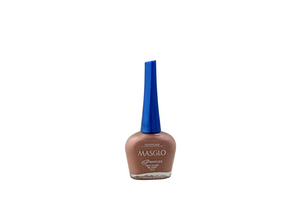 Esmalte Masglo Frasco Con 13.5 mL - Tono Sofisticada