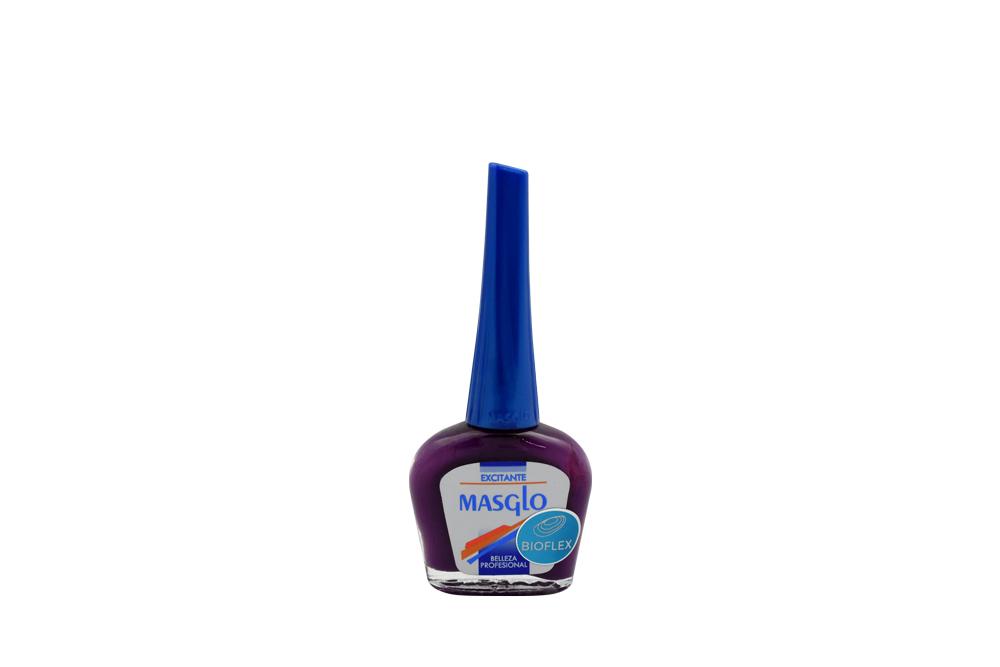 Esmalte Masglo Frasco Con 13.5 mL - Tono Excitante